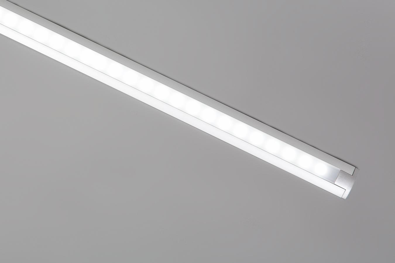 Ny led belysning när vi fortsätter renoveringen